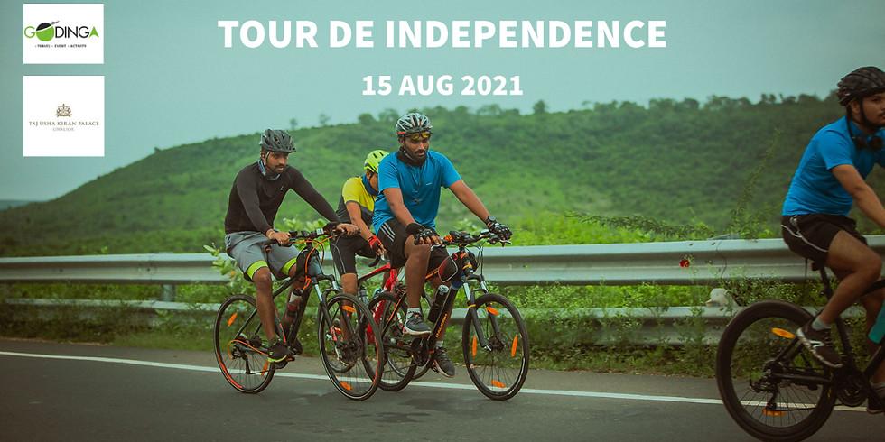 Tour De Independence