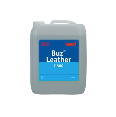 C580 Buz Leather, 5L- Leather cleaner & care