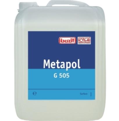 G505 Metapol, 5L- Metal Polish