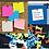 Thumbnail: Board Push Pin Packet