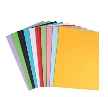 Color Paper Sheet