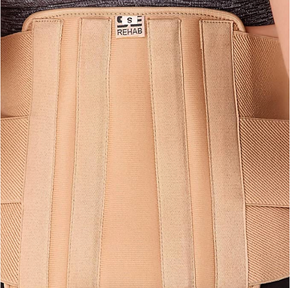 Lumbar Belt (L.S. Support) for Back Pain Relief-Compression Belt