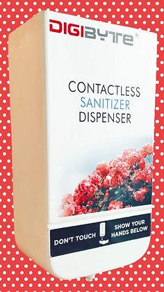 DIGIBYTE Contactless Sanitizer Dispenser