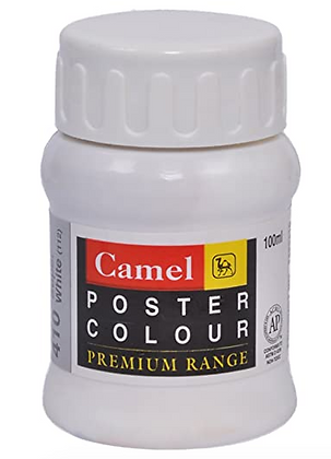 Camlin poster Color 100ml, 1pc
