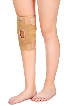 Elastic Knee Support with Hinge Non-Slip For Men and Women