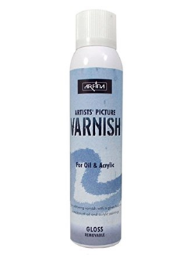 Camlin Arfina Artist'S Picture Varnish Spray