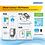 Thumbnail: Omron HEM 7121J Fully Automatic Digital Blood Pressure Monitor