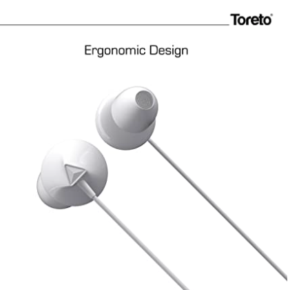 Delight 1.0 269, in-Ear Headphones with Mic (TOR-269)