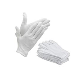 Cotton glove- 1 pair