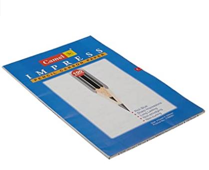 Camlin Impress Carbon - FS, 100 sheets