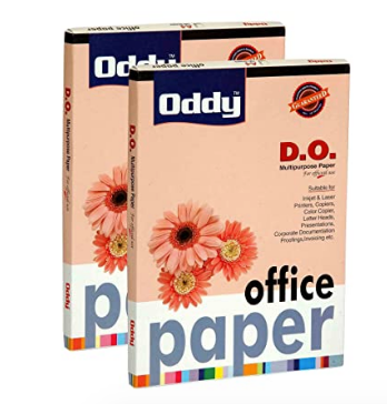 Oddy DO Multipurpose Office Paper, A4, 100 Sheets per Pack, 1Pack