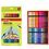 Thumbnail: Camlin Brush Pens, 24 Shades (Multicolor)