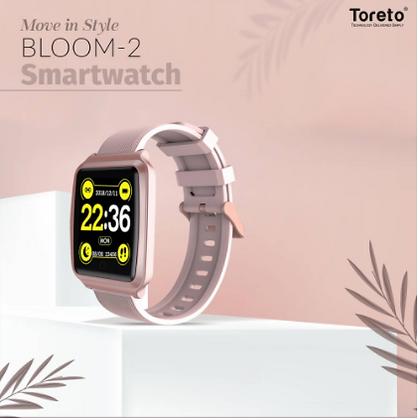 Bloom-2 Smartwatch TOR-82