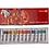 Thumbnail: Camel Camlin Kokuyo Acrylic Color Box - 9ml Tubes, 12 Shades