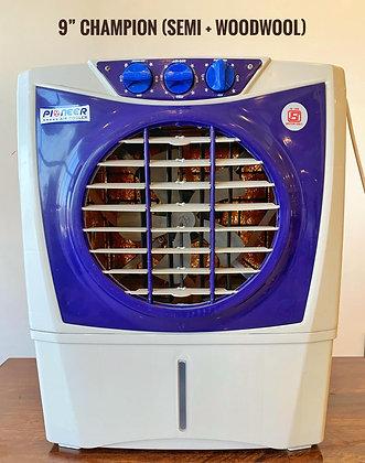 "Pioneer 9"" Champion- 25mm (Semi Fibre Body) Air Cooler"