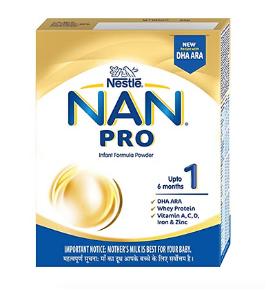Nestle NAN PRO1, 400g