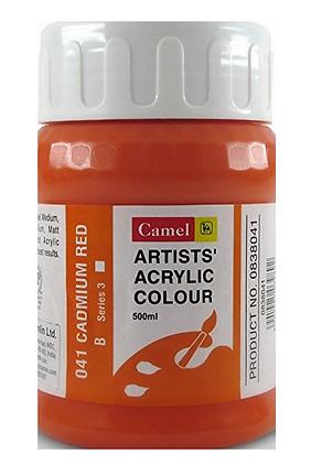 Camlin Kokuyo Artist Acrylic Colour 500 ml