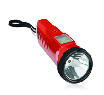 LED Torch, chargeable- Large