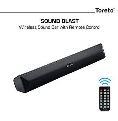 Soundblast-327, 16W Wireless Bluetooth Soundbar Speaker with Built-in Mic