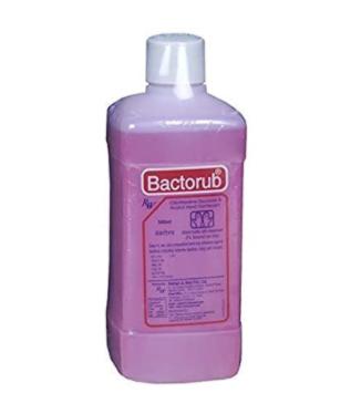 Bactorub Hand Sanitizer 500ml