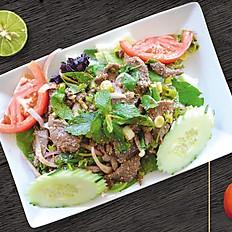 Beef Salad (Yum Nuea)