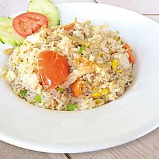 Thai Fried Rice (Khao Pad)