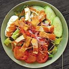 Peanut Sauce Salad (Salad Khaek)