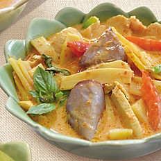 Red Curry (Gaeng Phed)