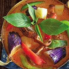 Duck Curry (Gaeng Phet Ped Yaang)