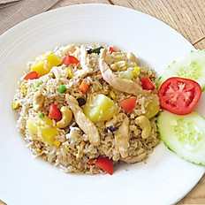 Pineapple Fried Rice (Khao Pad Sapparod)