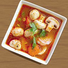 HOT AND SOUR SOUP (TOM YUM)