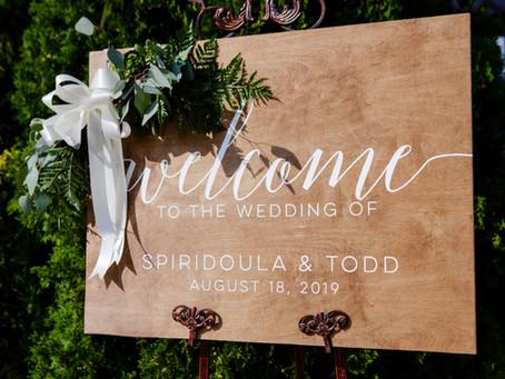 Spiridoula & Todd