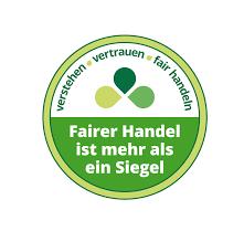"""Werbekampagne """"Fairer Handel ist mehr als ein Siegel"""" in Zusammenarbeit mit Labl. und dem"""