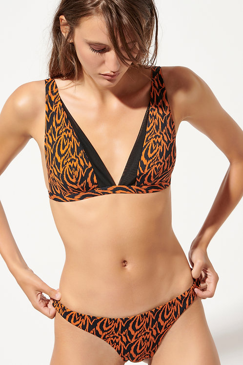 'ABSTRACT' BRAZILIAN BIKINI BRIEF