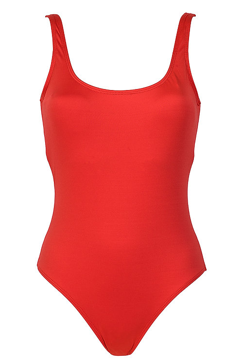 'SOLIDS' ONEPIECE  SWIMSUIT