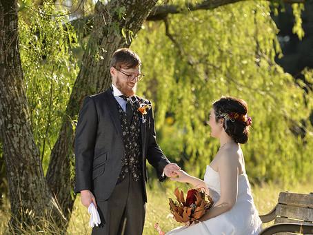 結婚式前撮り/ロケーションフォト