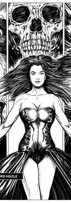 Ailsa Dark: Werewolves & Bampots B&W