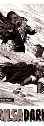 Ailsa Dark vs Dracula