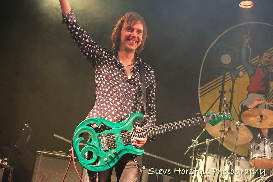 Elvidge Amazon Guitar Mark Abrahams Phoenix
