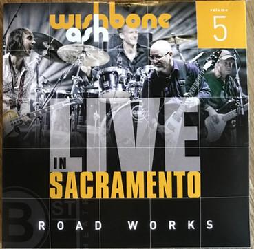 Wishbone Ash Live In Sacramento