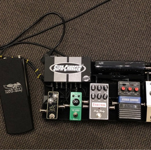 New Small Pedalboard