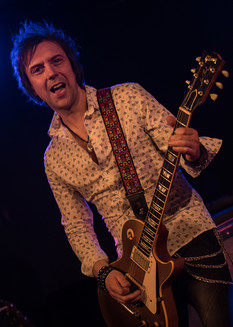 Mark Abrahams Remote Session Guitarist