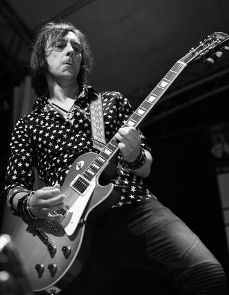 Mark-Abrahams Guitarist
