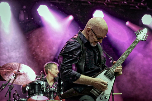 Andy Powell Wishbone Ash