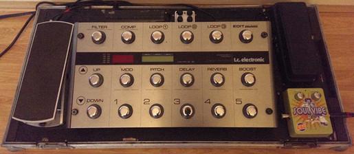 TC Electronics G System