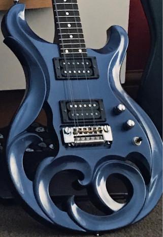 Elvidge Custom Amazon Guitar