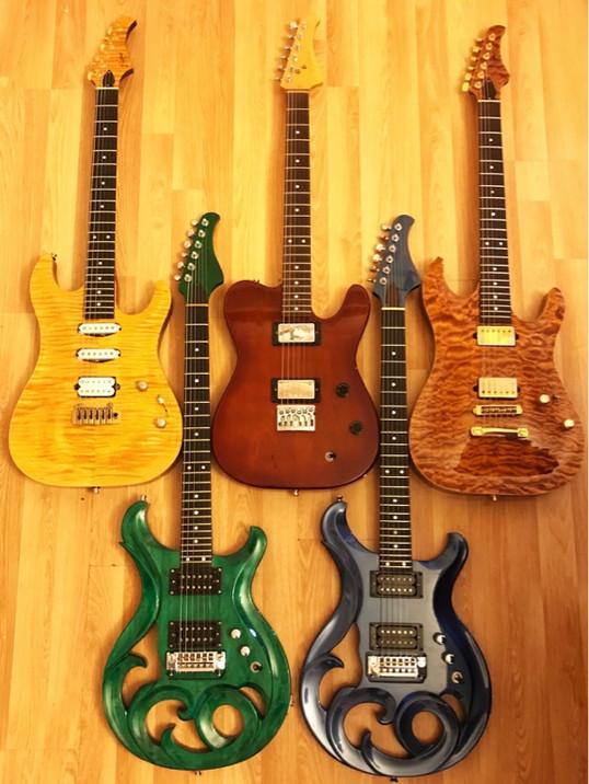 Elvidge Custom Guitars