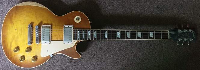 1994 Gibson Les Paul Standard with Kloppmann pickups