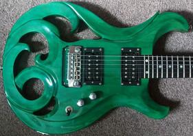 Elvidge Custom Guitars Amazon Guitar