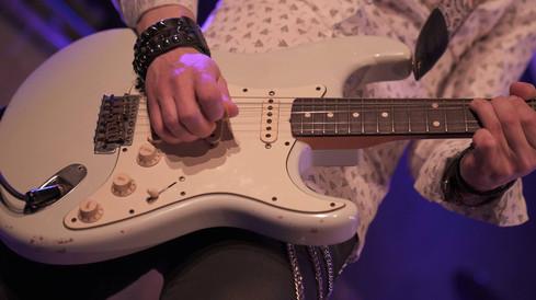 Mark Abrahams Fender Stratocaster